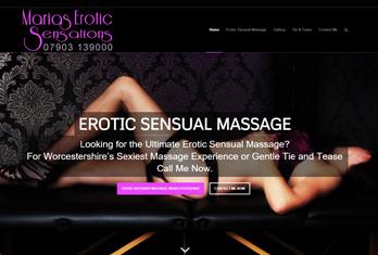 Marias Erotic Sensations